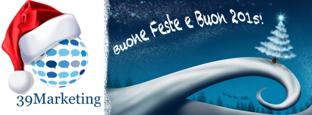 Natale 2014 Auguri da 39Marketing